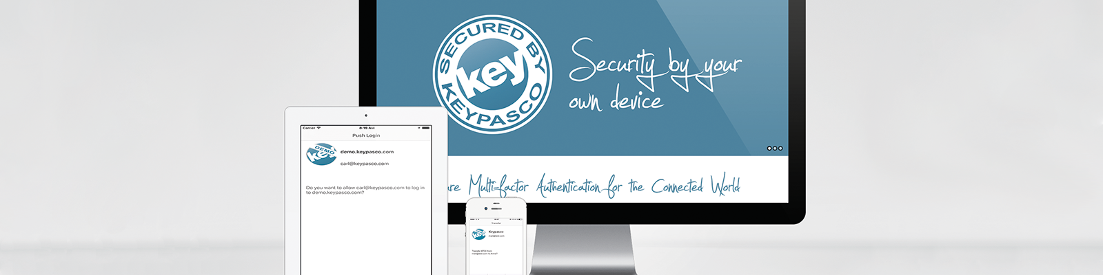 Security by your own device