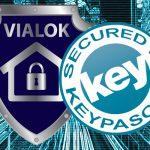 ViaLOK secured by Keypasco