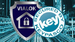 ViaLOK secured by Keypasco